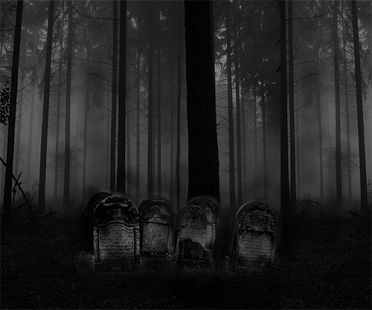 image result for really scary halloween background