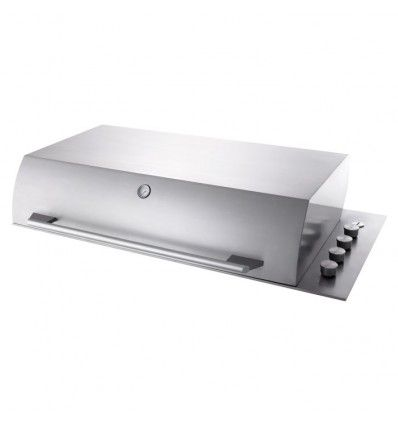 ELECTROLUX BUILT IN HOODED BBQ