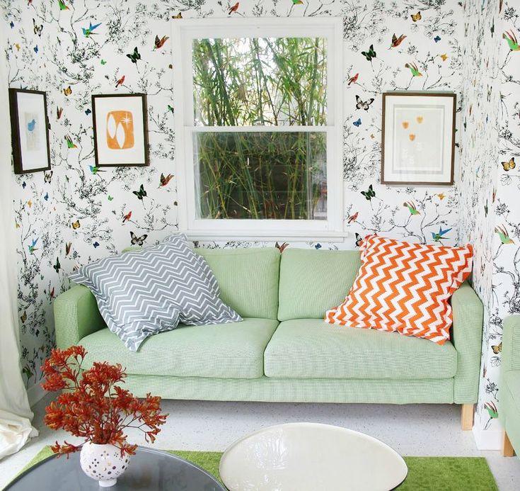 Wallpaper Decor Ideas 150 best interior design - wallpaper images on pinterest