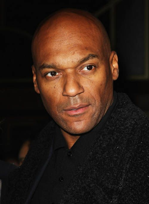 colin salmon   Colin Salmon, the British actor perhaps best known for his roles in ...