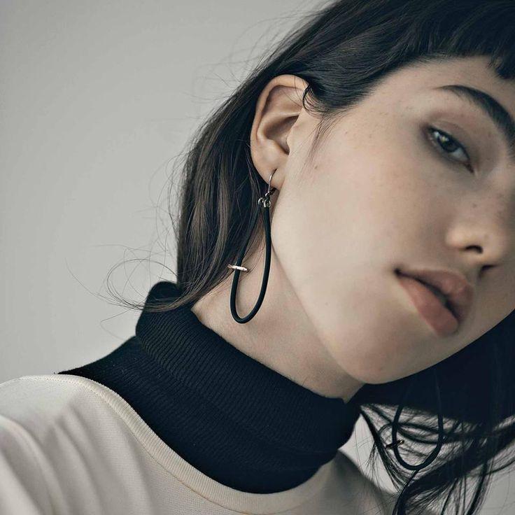 Les nouvelles boucles d'oreilles d'Anne-Marie Chagnon sont tout simplement magnifiques !!