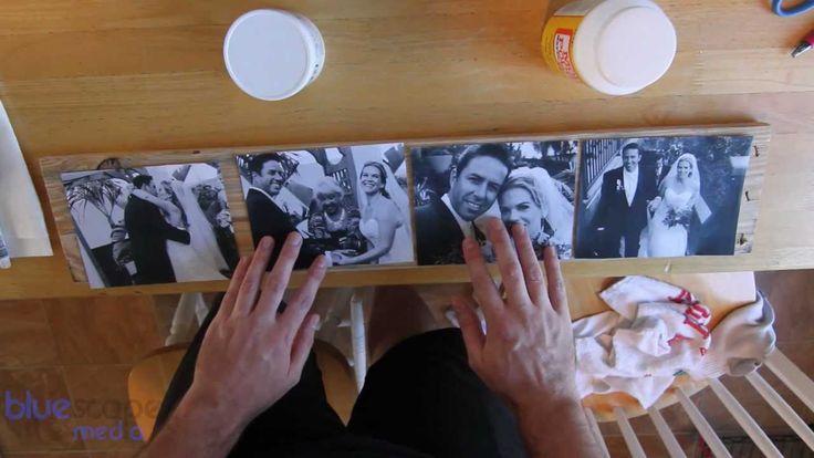 les 31 meilleures images du tableau transfert de photo sur pinterest photos sur bois peindre. Black Bedroom Furniture Sets. Home Design Ideas