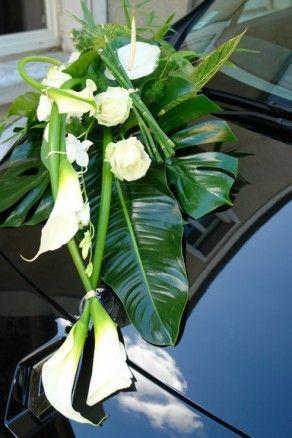 décoration voiture de mariés 6