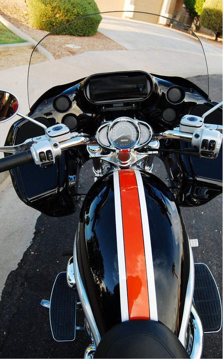 Harley davidson v rod bagger
