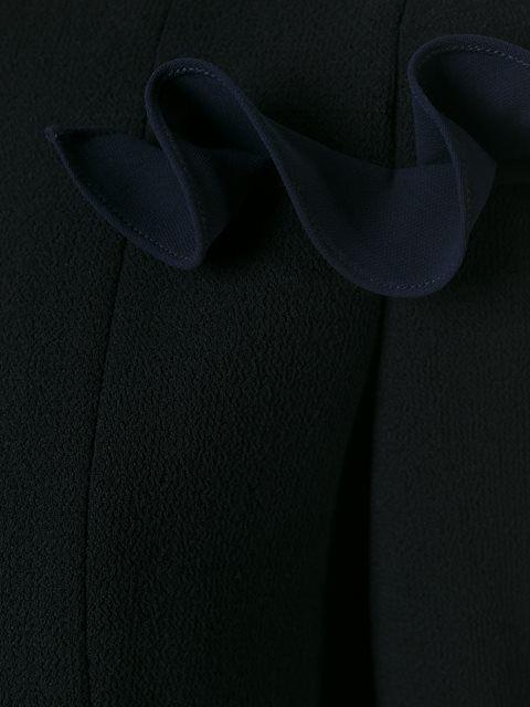 Купить Victoria Victoria Beckham платье с рюшами.