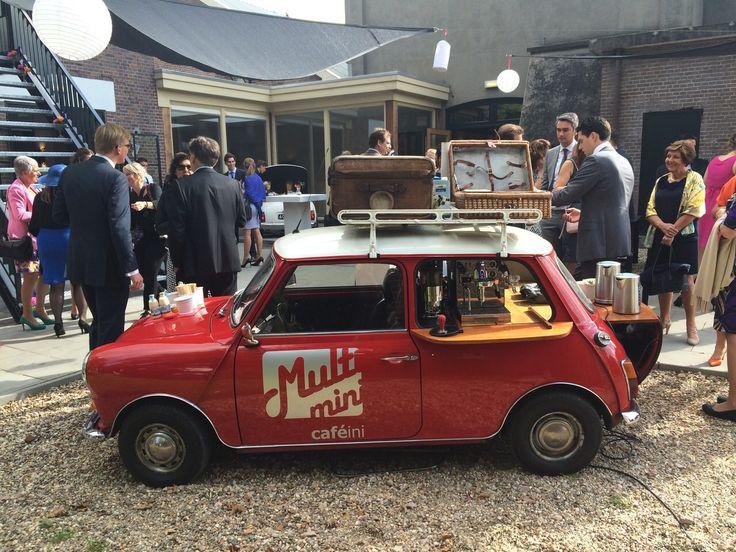 Multi Mini voor Koffie bij Expore by Lute in Muiden van Peter Lute www.lute.nu