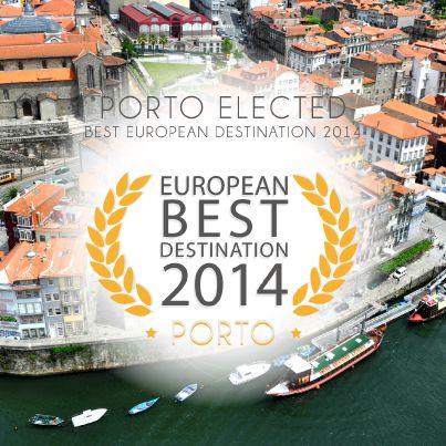 Parabéns Porto!
