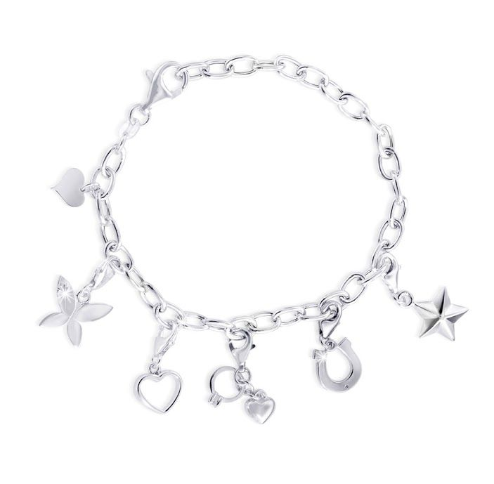Kimmi Kay Bracelet Excluding Charms R349 Charms R299 Each  *Prices Valid Until 25 Dec 2013
