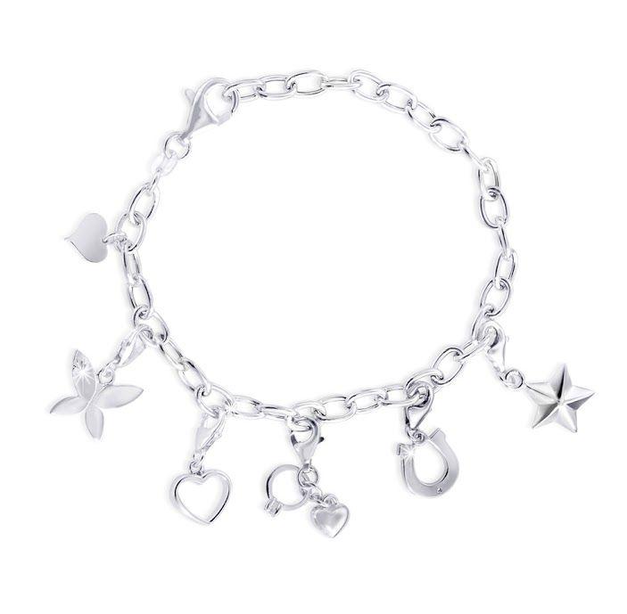 Kimmi Kay Bracelet Excluding Charms R349 Charms R299 Each  *Prices Valid Until 25 Dec 2013 #myNWJwishlist