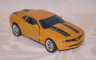 Transformers #bumblebee #deluxe movie autobot 2009 chevrolet #camaro hasbro,  View more on the LINK: http://www.zeppy.io/product/gb/2/182308586525/