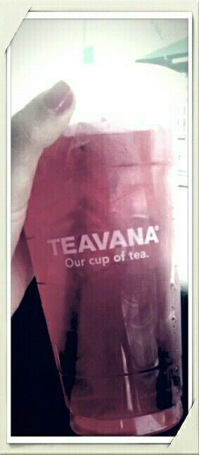 ♡Teavana Passion Fruit Tea♡ I ♡ this tea!!! (From Starbucks)