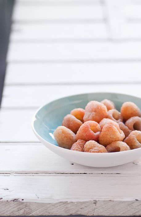 Golden Raspberries by Inpiring the Everyday blog