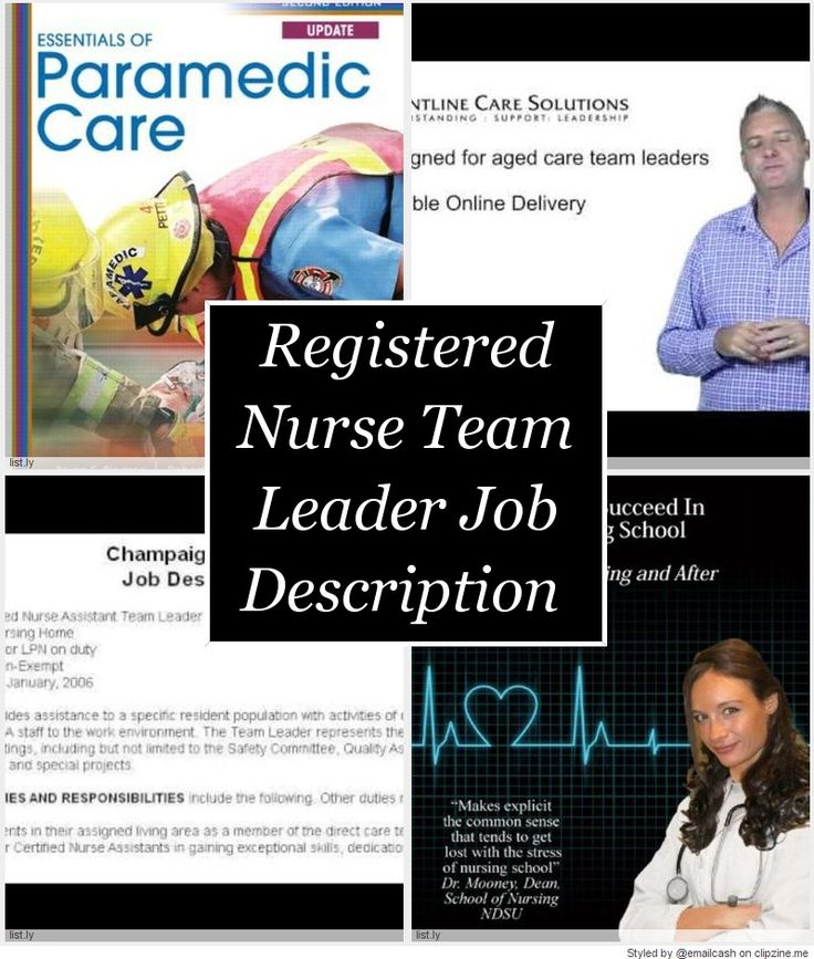 17 Best ideas about Registered Nurse Job Description – Paramedic Job Description