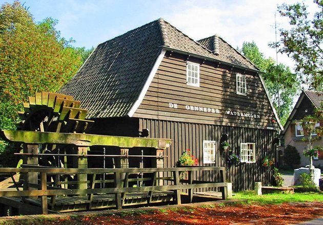 Genneper Watermill