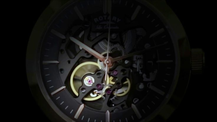 Rotary Watches Autumn 2015 Video