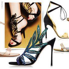 Shopping sandales red carpet pour le Festival de Cannes 2014