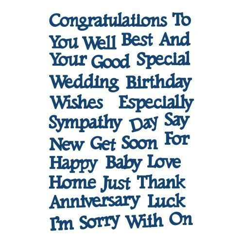 Image result for what font does tattered lace use for it's sentiment dies