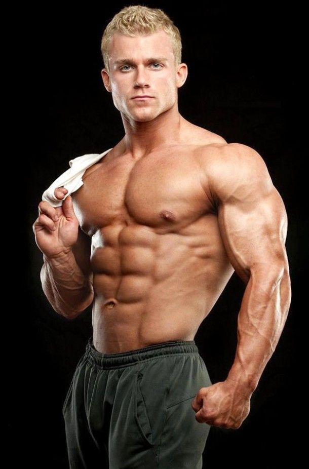 Eli Blahut | Bodybuilders | Muscular men, Muscle ...