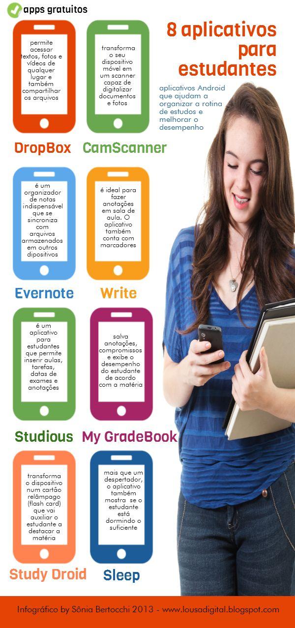 ::: 8 aplicativos para estudantes organizarem rotinas e melhorarem desempenho