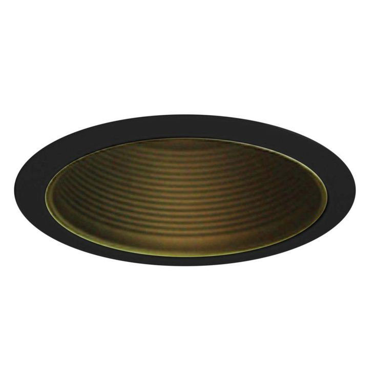 Filament Design Lenor 8 in. Recessed Lighting Trim Kit