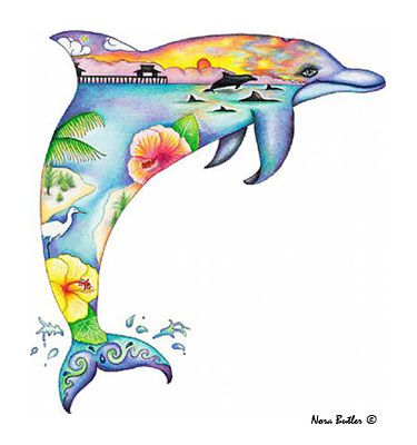 Limited Edition - Dolphin Dream II | Limited Edition Prints