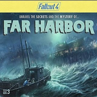 Fallout 4: Far Harbor a DLC for the popular game will be released today! Get ready to uncover the secrets and mysteries in the 20 hours expansion. #game #games #gamer #instagaming #gaming #instagamer #gamergirl #gamerguy #release #fallout4 #fallout #fo4 #farharbor #bethesda #dlc