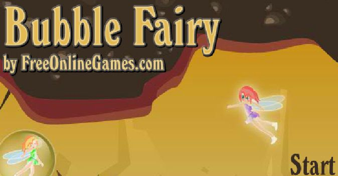 """Play """"Bubble Fairy"""", the game is extremely interesting   #adventuregames #flashgamenation"""