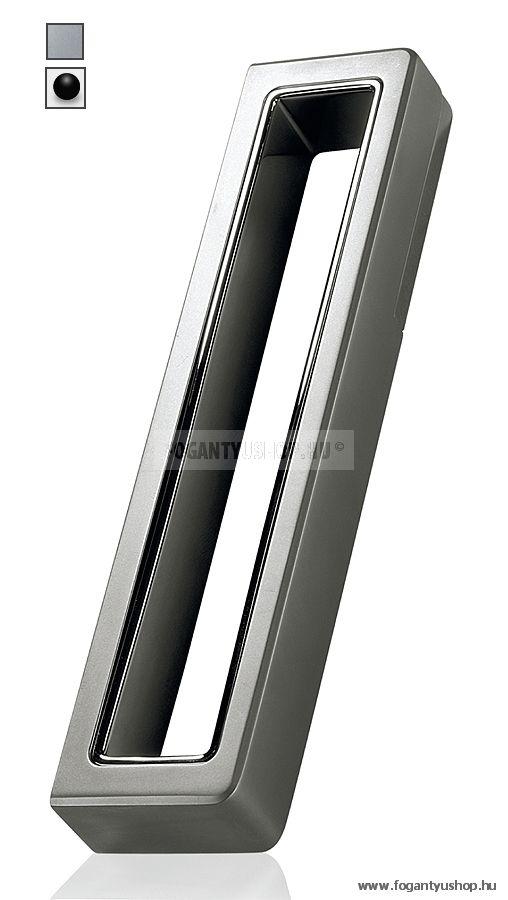 Furnipart - Cubo - 16660160 - rozsdamentes acél (inox) - fogantyú