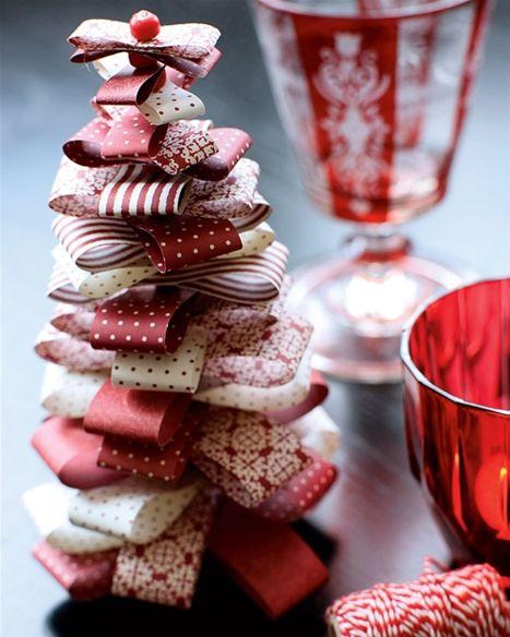 Lav selv: Julens nemmeste træ