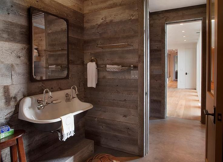 1000 images about halversons on pinterest lakes decks for Barn board bathroom ideas