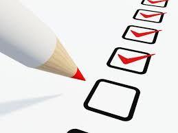 checklist ile ilgili görsel sonucu