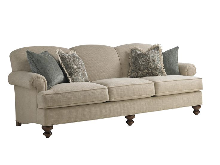 Shop For The Lexington Coventry Hills Asbury Sofa At Jacksonville Furniture  Mart   Your Jacksonville, Gainesville, Palm Coast, Fernandina Beach  Furniture ...