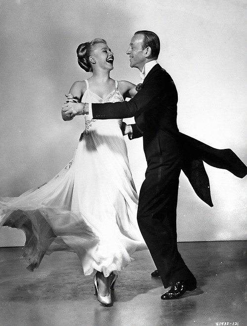 astaire and rogers relationship quotes