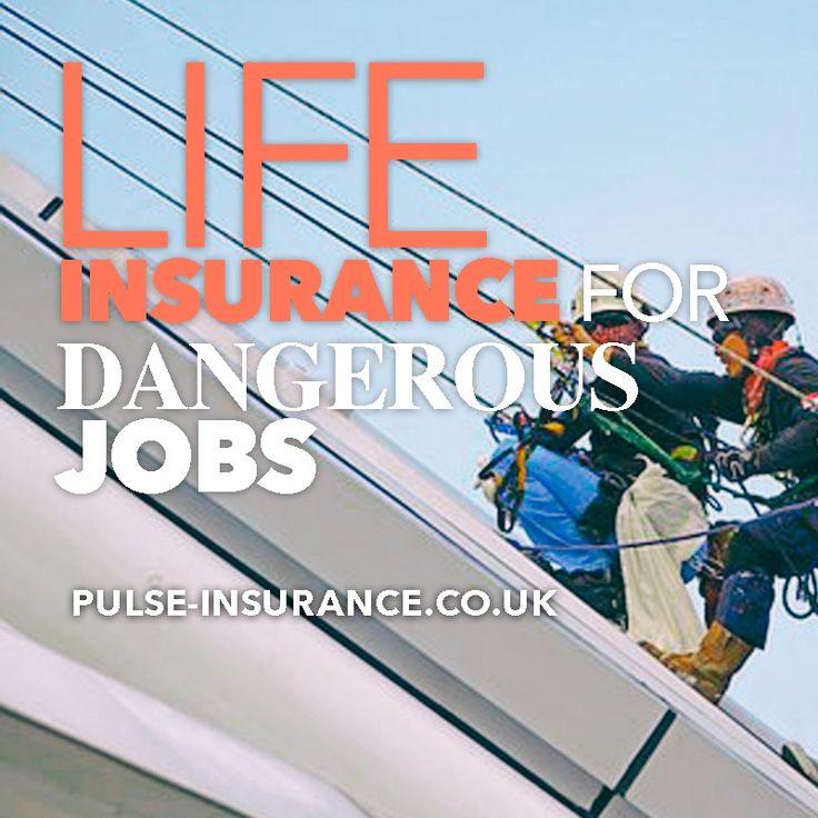 Pin by Pulse Insurance Ltd on Hazardous Occupations
