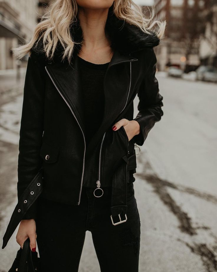 Love the short style of this jacket and of course love that it is black