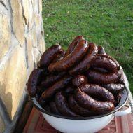 Fotografie receptu: Domácí klobásy podle Hynka
