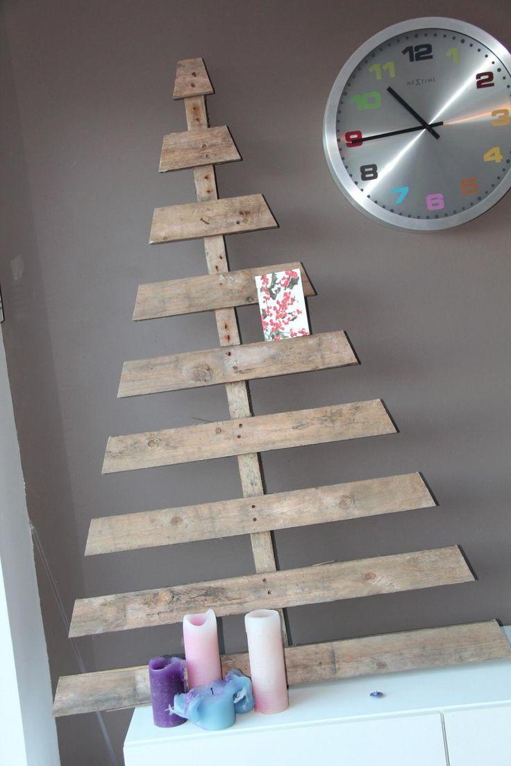 Twitter / Timgearz: Kerstboom van een pallet.. ...