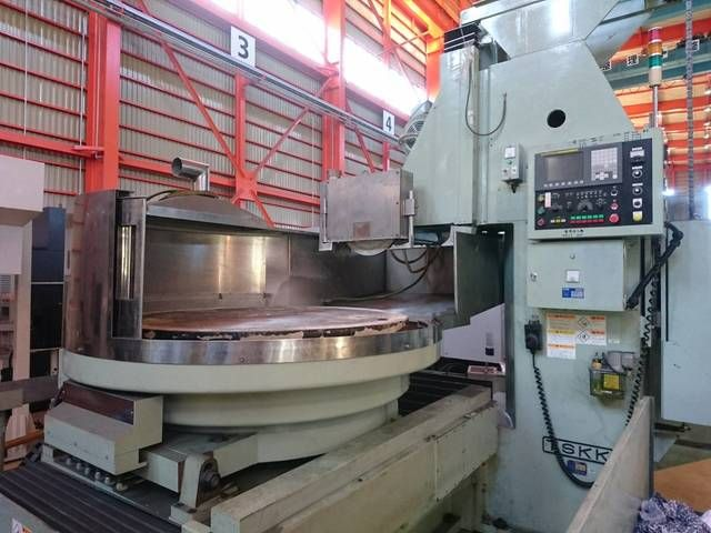 [P005877 NC Horizontal Shaft Rotary Grinding Machine Tokyo Seiki TR - 120NC] Machine / NC / NC polisher / NC For sale, purchase, repair, processing, rental Kobayashi Machinery used machine tool and used tool in case of rotary grinding machine