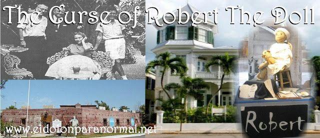 Eidolon Paranormal Australia: Curses: The Curse of Robert the Doll