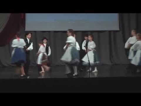 """""""Így tedd rá"""" Kisbocskor Néptáncegyüttes, Tiszaújváros 9. Lakodalmas - YouTube"""