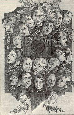 """Anonymous print, """"It is dreadful but necessary"""" (""""Cest affreux mais nécessaire""""), from the Journal d'Autre Monde, 1794."""