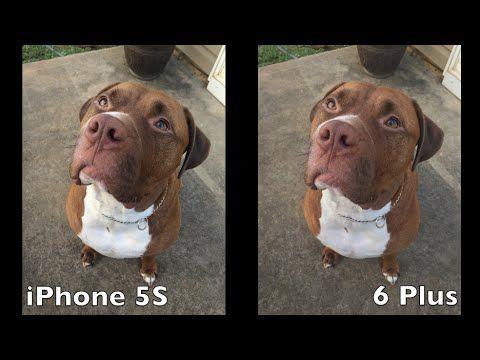 iPhone 6 Plus vs. iPhone 5S - Camera Test