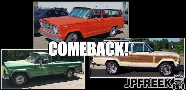 On the eve of the North American International Auto Show in Detroit, FCA has officially confirmed the expansion of the Jeep product line to add aJeep Wagoneer, Grand Wagoneer and the long-discussed pickup truck along with a major announcement on investing $1 billion in U.S. manufacturing capacity. While the Grand Wagoneer has been described as…