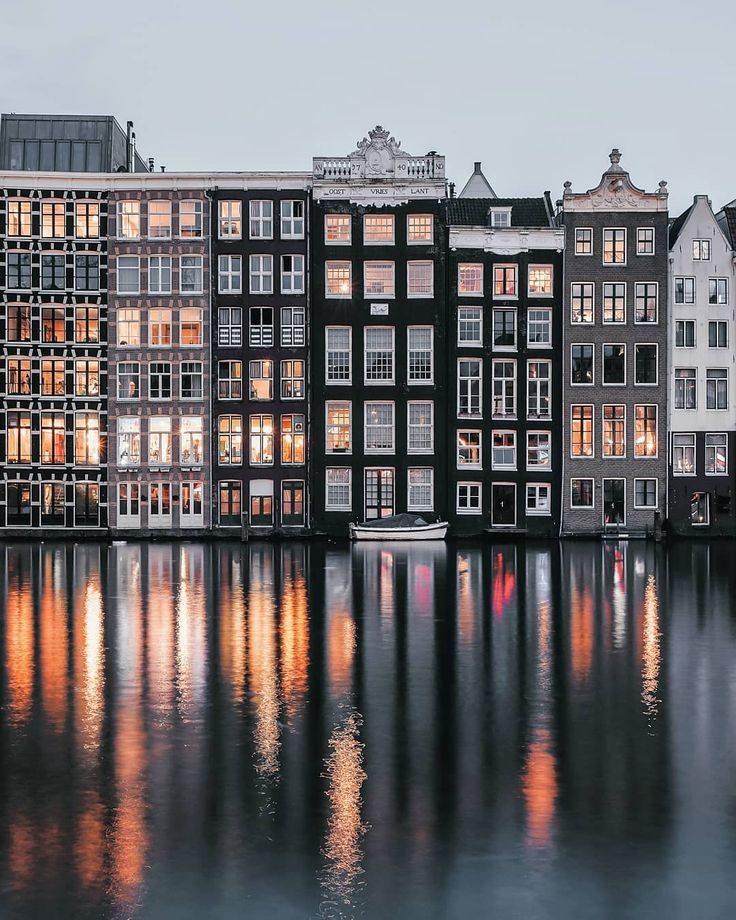 Incredibilmente belle foto di strada di Amsterdam di Een Wasbeer