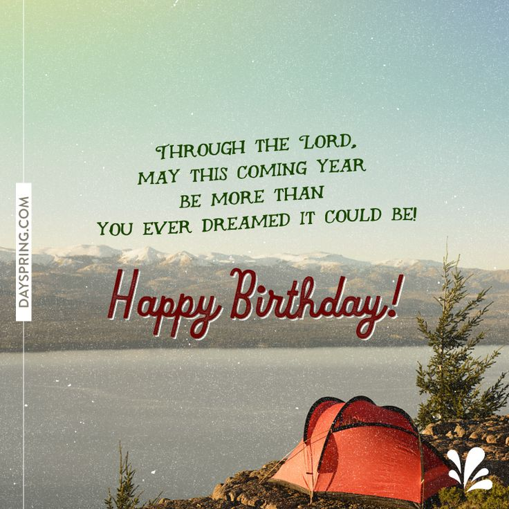 124 best A DaySpring Birthday images on Pinterest Christian Happy Birthday Wishes For Men