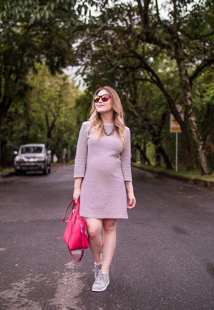 Chata de Galocha! | Lu Ferreira » Arquivos Look da Lu: pink e cinza - Chata de Galocha! | Lu Ferreira