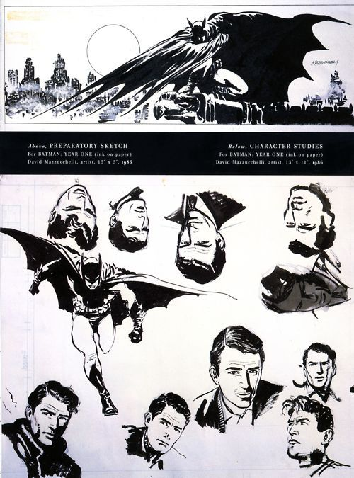 12 best mazzuchelli images on pinterest comics comic books and dc comics of the 1986 batman year one mazzuchelli character sk fandeluxe Image collections