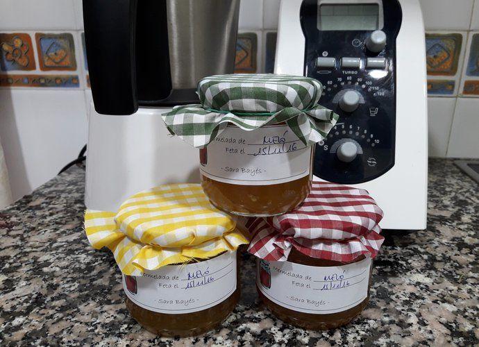 Mermelada de Melón para #Mycook http://www.mycook.es/cocina/receta/mermelada-de-melon