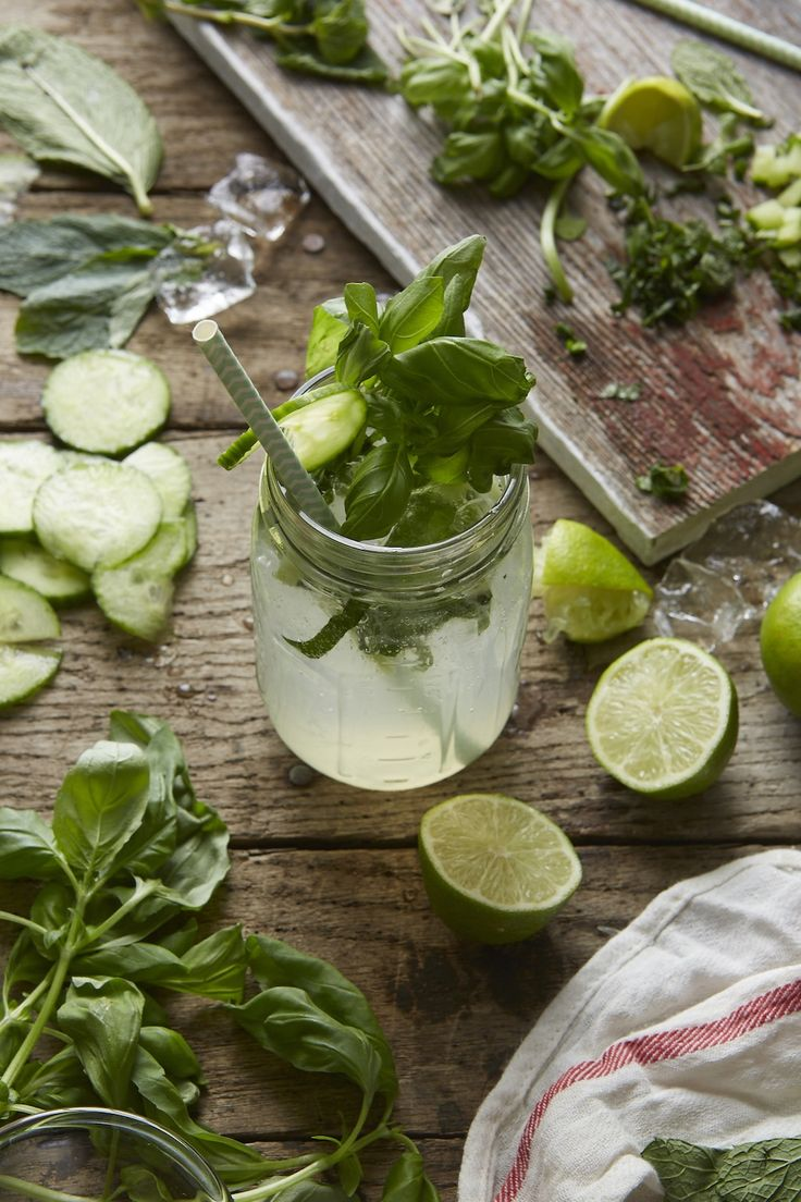 Urban Outfitters - Blog - On the Menu: Homegrown Herbal Sodas