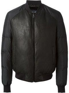 Yves Salomon Padded Bomber Jacket